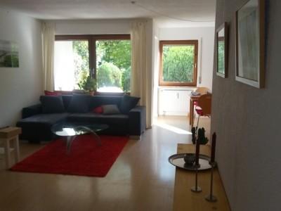 Provisionsfrei, möbliert: Wunderschöne, großzügige Terrassenwohnung in Sendling, zentral und doch sehr ruhig