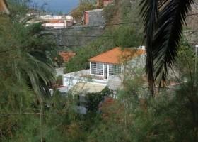 """La Gomera, stilvolles, renoviertes Kanarenhaus mit Nebengebäude in der """"grünen Oase"""