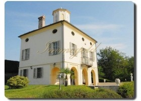 Immogold bezaubernde Villa nahe Bene Vagienna