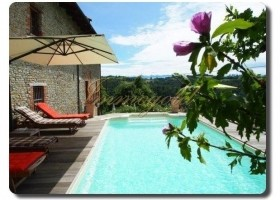 Immogold Süd-Piemont Landhaus mit Pool und Gästebereich
