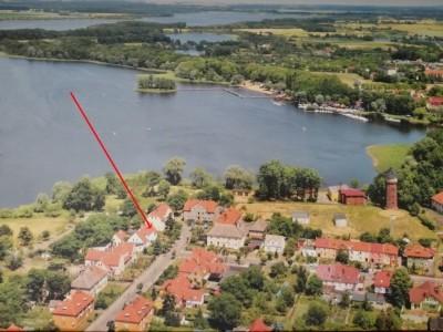 SCHNÄPPCHEN Wohnung 54qm mit Garten am See, renovierungsbedürftig, Altbau