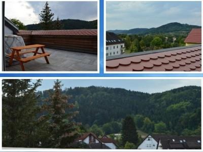 wunderschöne Wohnung mit Terrasse