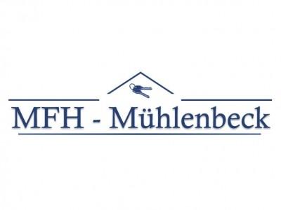 Moderne 2-Raum-Wohnung im Zentrum von Mühlenbeck