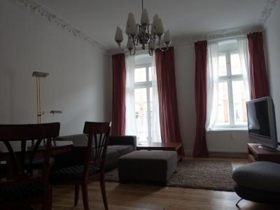 möblierte 2 Zimmer Wohnung Marheinekeplatz / Bergmannstrasse