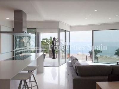 First Line Apartments in Torrevieja, alle mit herrlichem Blick auf das Mittelmeer!