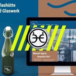 Co-Working Space im Glaswerk // Stadthafen // Office S