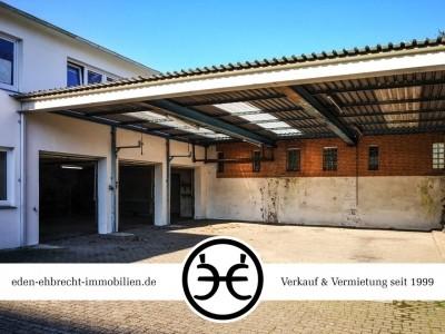 Lagerfläche oder 3er Garage in citynaher Lage | Donnerschwee