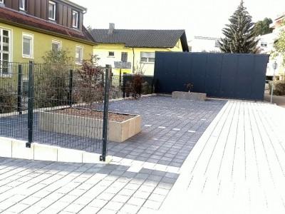 Stellplatz 2, 5x5, 0m in Baden-Baden West zu vermieten