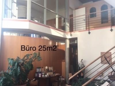 schöner heller Büro- / Praxisraum im EG 25m²