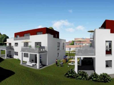 Neubau 3 Zi. Eigentumswohnung in Deggendorf