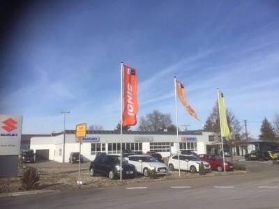 Gewerbeobjekt, KFZ Halle, Lager, Ausstellung, Büro