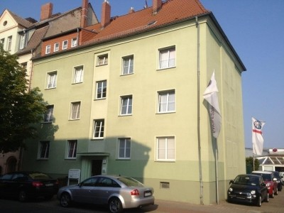 3 ZI-Wg, 63m² im 1. OG in gepflegtem Haus sucht nette Mieter