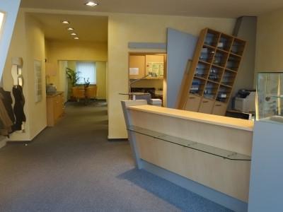 Sehr gepfegte Büro-/Praxis-/Verkaufsräume