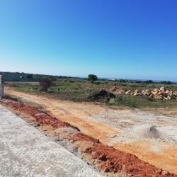Neue Baugrundstuecke in verschiedenen Groessen