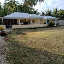 freistehendes Einfamilienhaus mit sep. Gästehaus Nähe Tingko White Beach Cebu Philippinen