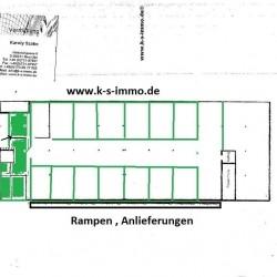 Günstige Lagerfläche im Gewerbegebiet im UG. in Neu-Ulm