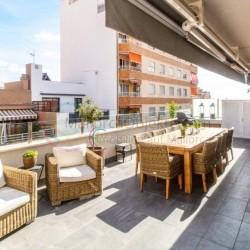 Duplex mit drei Schlafzimmern und großer Terrasse in Santa Catalina - Palma