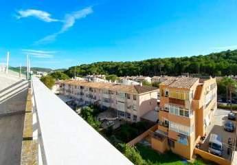 3 Schlafzimmer Triplex Terrassen-Wohnung mit 185qm Wohnfläche in Paguera