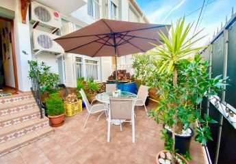 100qm Duplex mit 3 Schlafzimmern und großer privater Terrasse zur Langzeitmiete in Marratxi