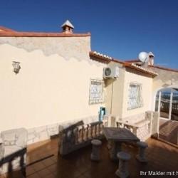 ***Gepflegte 3 Schlafzimmer Villa, in herrlicher Aussichtslage bei Oliva***