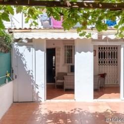 ***Erdgeschosswohnung mit großen Terrassen und Obstgarten in Palma***