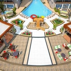 Juliana Beach Resort in Hurghada mit fantastischen Apartments