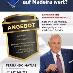 Sie wollen Ihre Liegenschaft in Madeira verkaufen