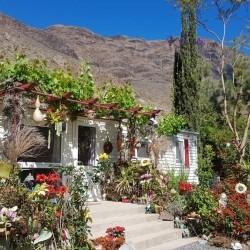 Gran Canaria: Garten mit Haus