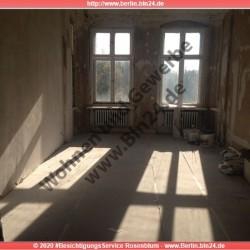 Bezug nach Sanierung - Balkon - 3er WG