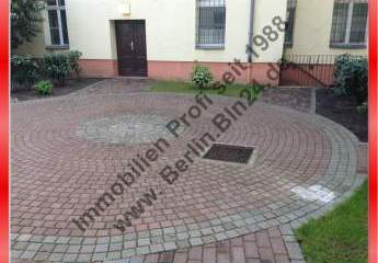 Kauf --- ruhig in Tempelhof + Gartenhaus - Kapitalanlage