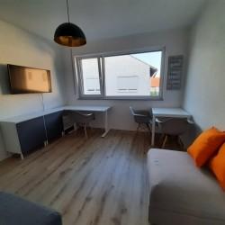 1-Zimmer Wohnung möbliert in Ingolstadt-Haunwöhr