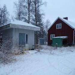 21.000qm Grundstück Nordschweden