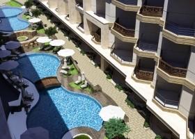 PANORAMA MEERBLICK 3 ZIM. APARTMENT-Privater Strand- LA QUINTA Resort, Hurghada-Ägypten zu verkaufen