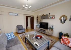 3 Zimmer Wohnung in Antalya Hurma in der Nähe vom Strand