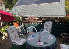 Schöne, gepflegte 4-Zimmer-Wohnung mit Balkon in Heidenrod