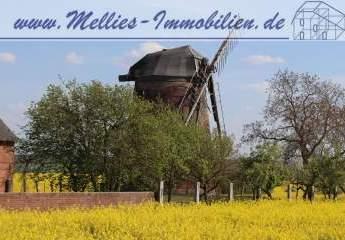 Denkmalgeschützte Mühle